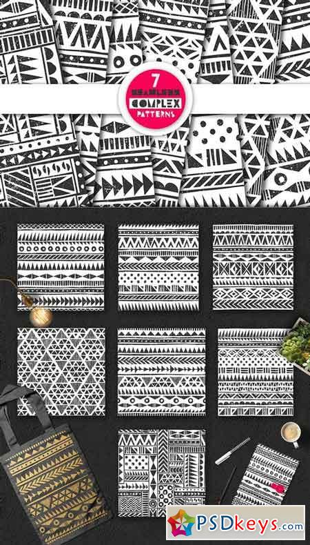 Primitive patterns collection 1798560
