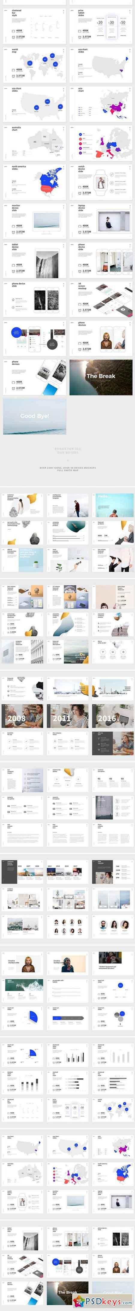 PATTERN Powerpoint Template 1757103