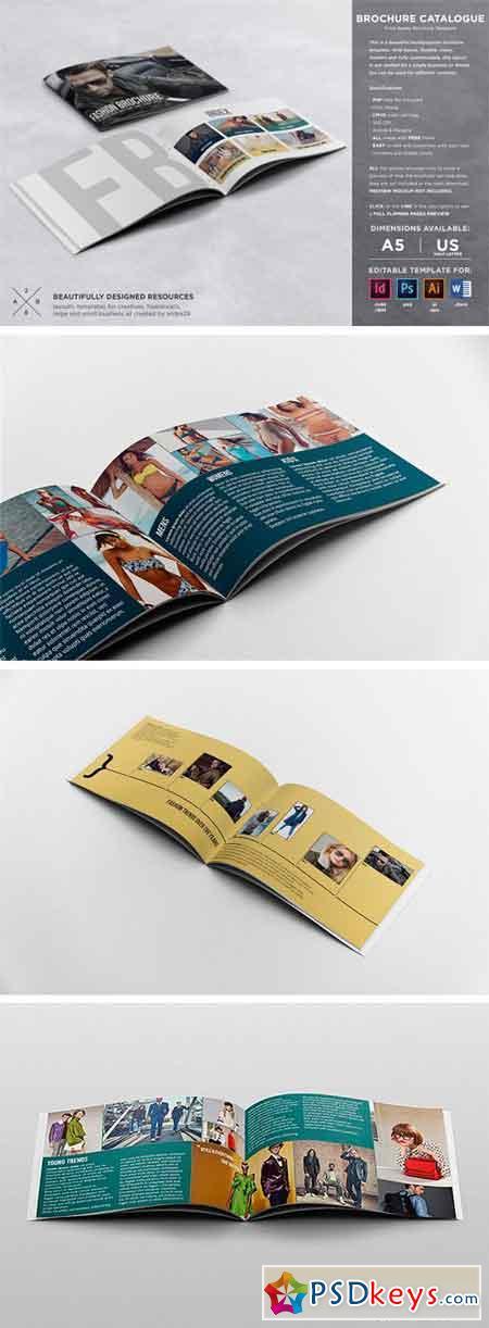 Brochure Catalogue Template 2134282