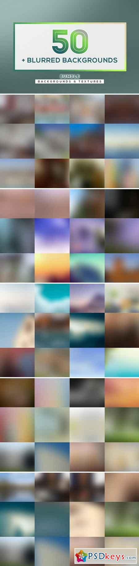 BUNDLE 50 Blurred Backgrounds 2104003