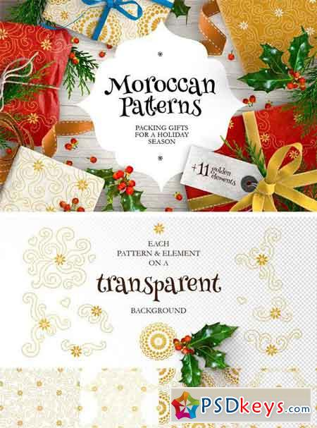 Moroccan Patterns Vol. 1 2058059