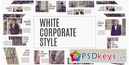 Corporate White 19316497 - After Effects Projects