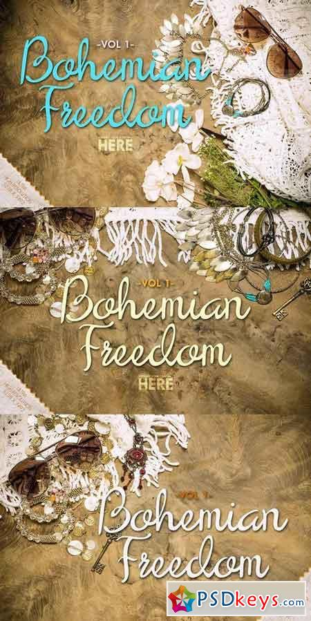 Bohemian Freedom Header Hero -vol 1- 1488932