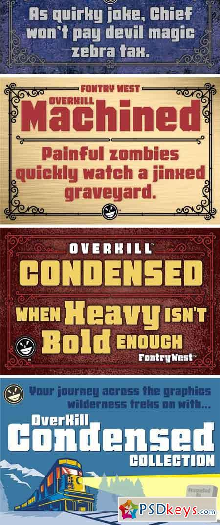 FTY Overkill Condensed 2180183