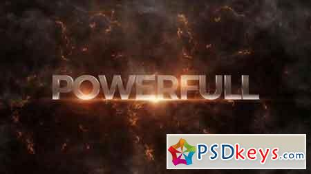 Powerful Movie Trailer 15745 - After Effects Projects