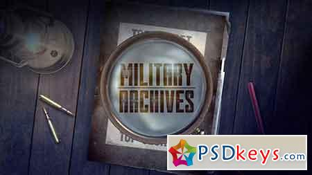 Military Archive Packages 19525544 - After Effects Projects