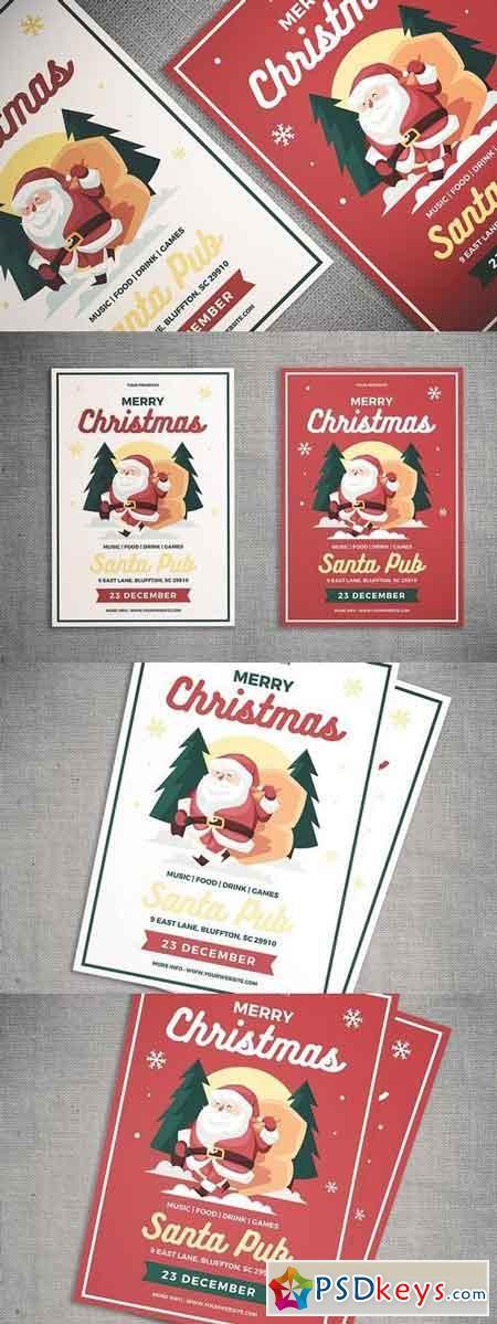 Christmas Flyer 2080230
