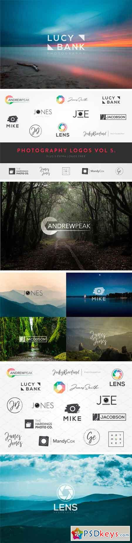 Photography Logos Vol 5 2174174