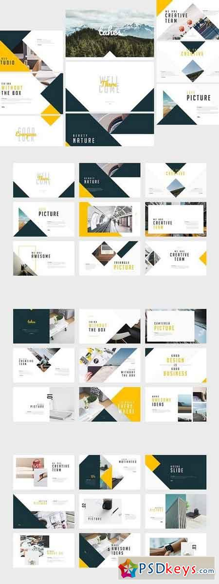 Tahes Keynote Template 1914357