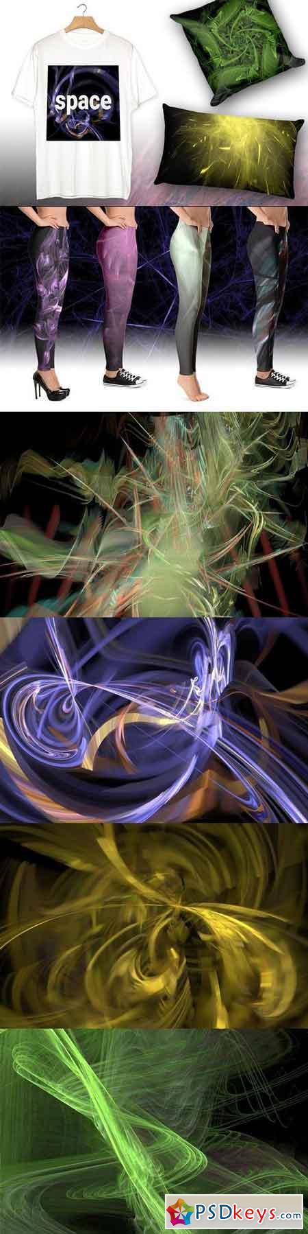 Abstract fractal 500 backgrounds 1915722