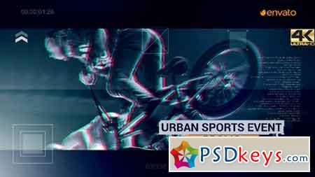 Urban Sport Event Promo 19239418 - After Effects Projects » Free