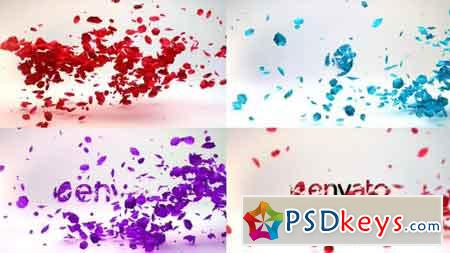 Petals Logo Reveal 19533092 - After Effects Projects