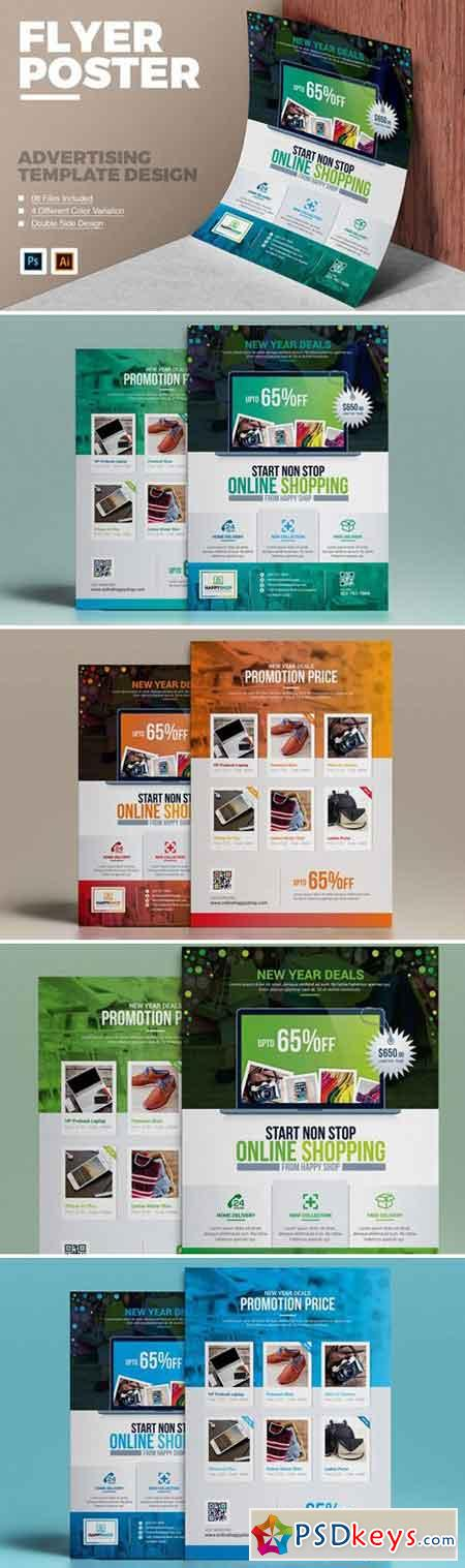 Product Promotional Flyer-Poster 2148839