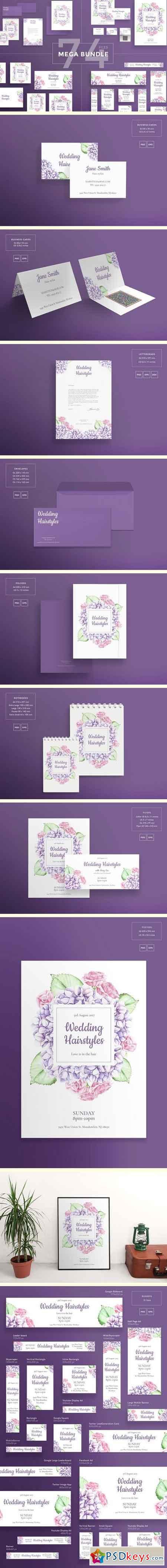 Mega Bundle Wedding Flowers 1498101