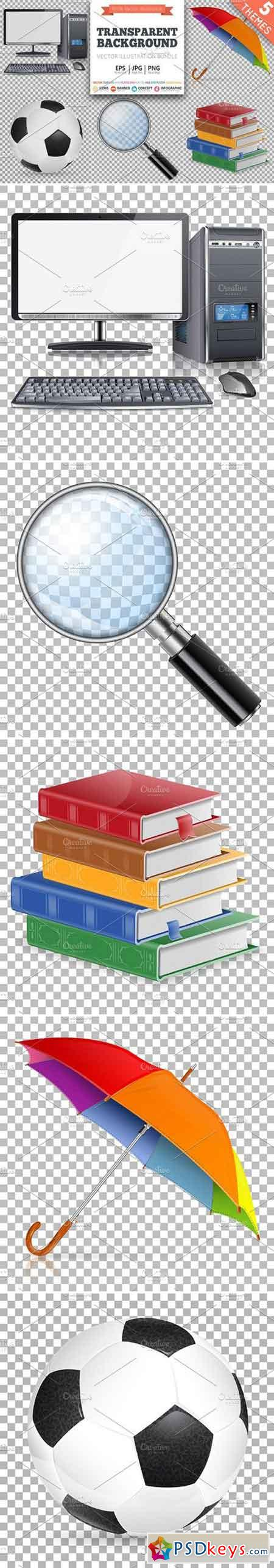 Objects on Transparent Background 2153981