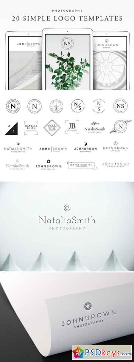 Simple Logo Templates 2176530