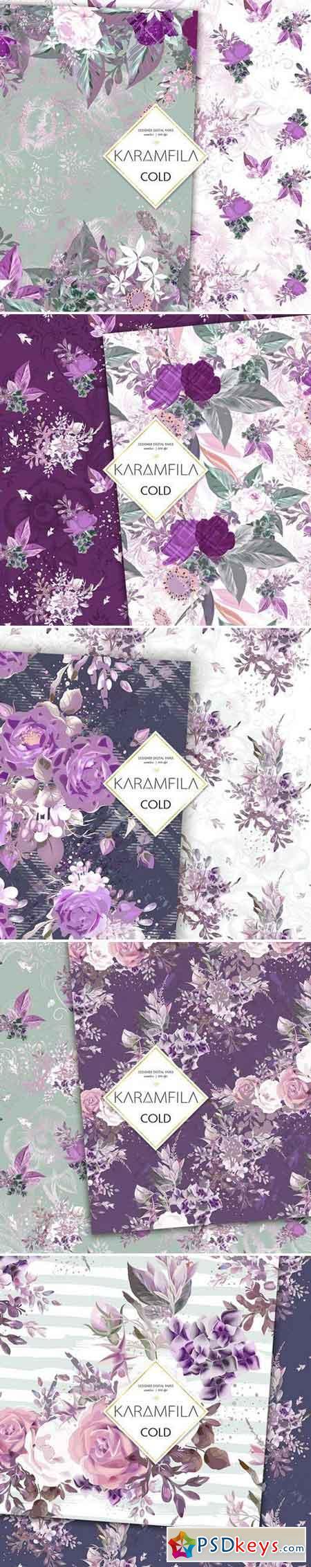 Purple Roses 2176292