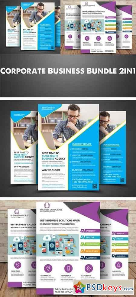 Corporate Business Bundle 2 2092969