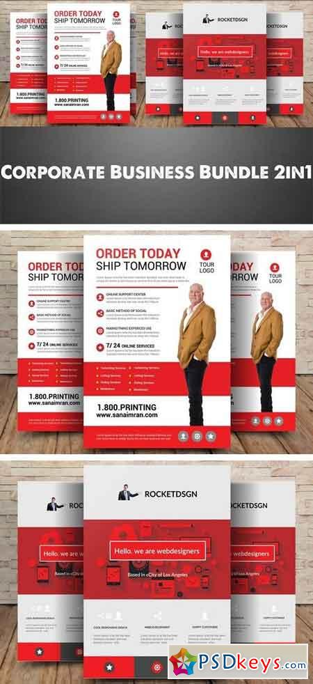 Corporate Business Bundle 2 2092930
