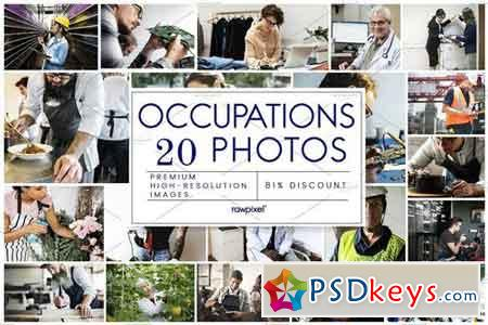 The Best Occupations Bundle 2016397