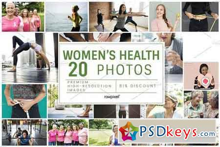 The Best Women's Health Bundle 2016377
