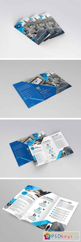 Corporate Tri-Fold Brochure 2064328