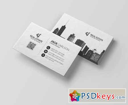 Real Estate Business Card 1977738