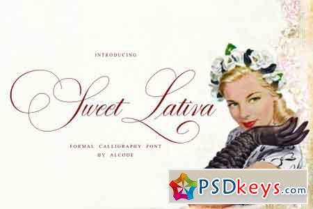 Sweet Lativa (Intro Sale) 2108055