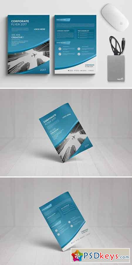 Multipurpose Flyer Template 2203845