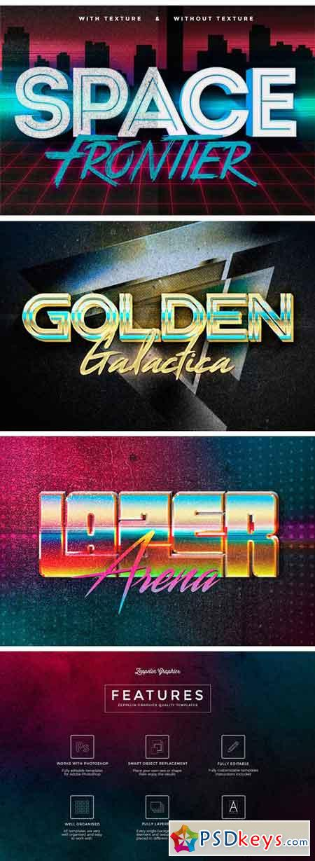 80s Text Effects Vol.2 2199793