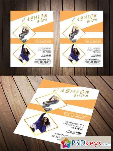 Fashion Show Flyer 2117729