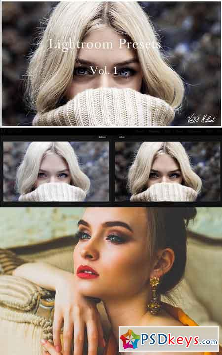 Lightroom Presets Vol. 1 Opus 1 1994885