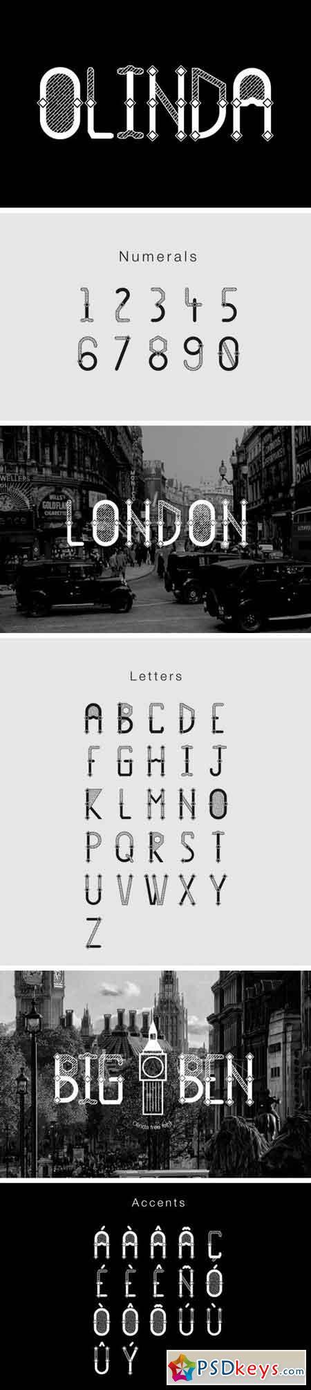 Olinda Font 6089
