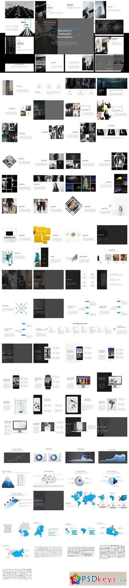 POWERPOINT PRESENTATIONS TEMPLATE 2205047
