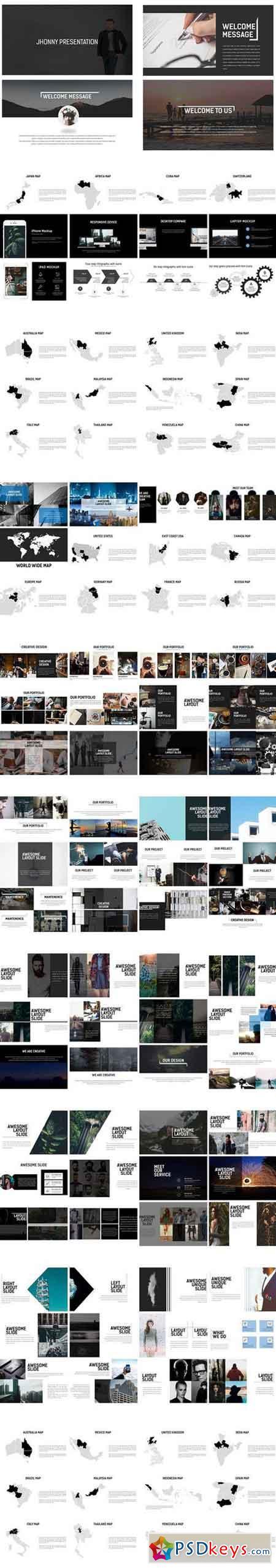 Jhonny Presentation Business 2205036