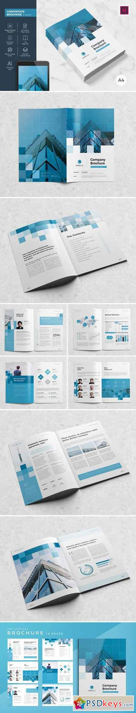 Corporate Brochure 16 Pages 2185636