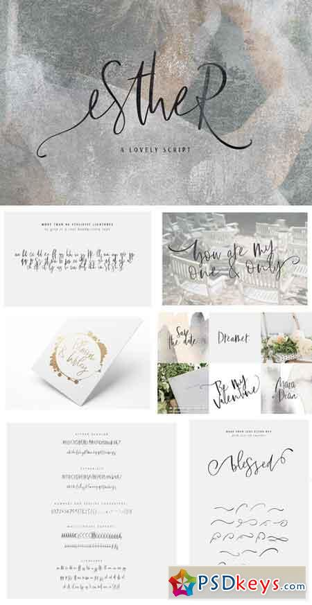 Esther A Lovely Script 2231560