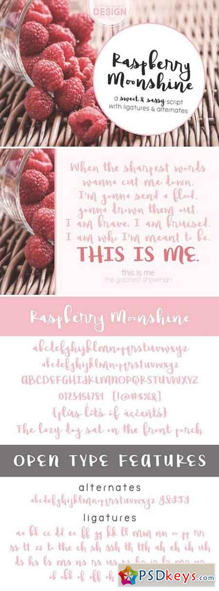 Raspberry Moonshine 2232229