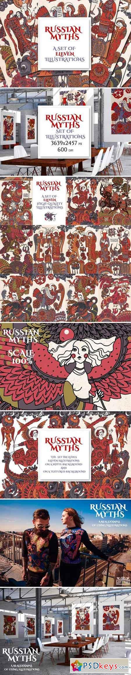 Russian Myths 2204746