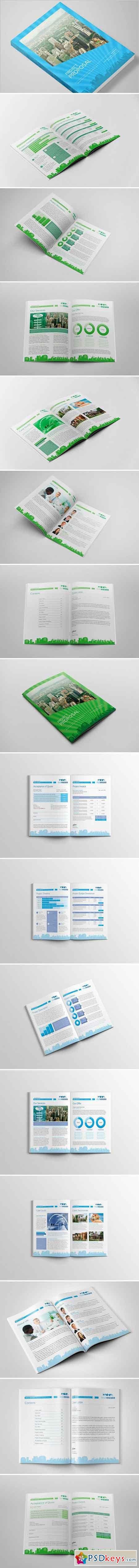 Real Estate Proposal Template 2148582