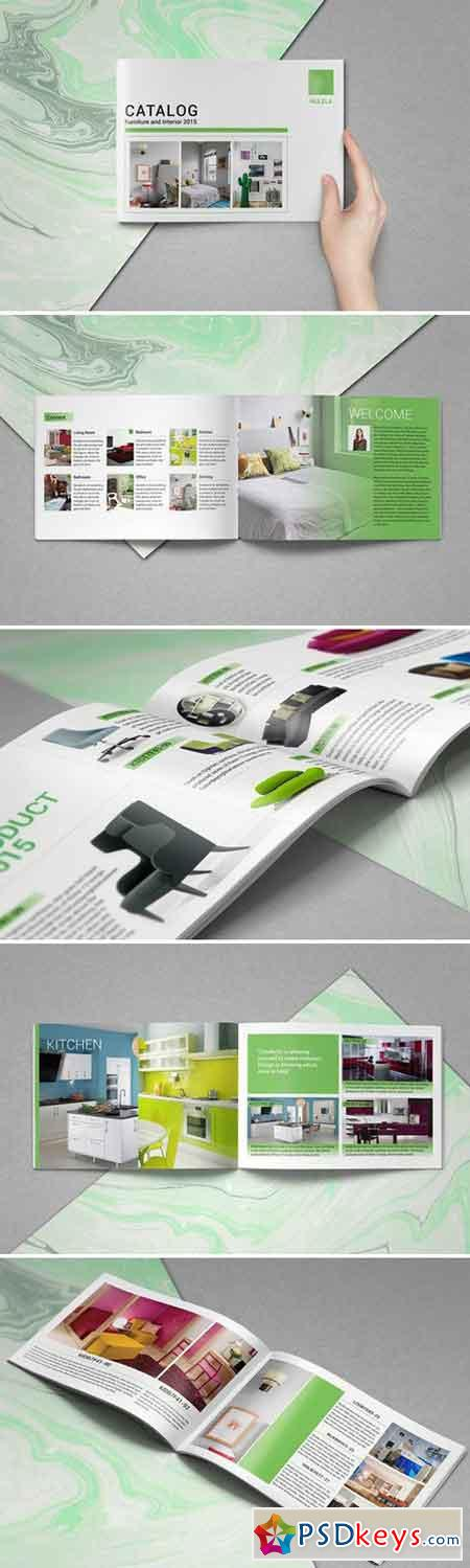 Interior Product Catalogs Brochure 2225487