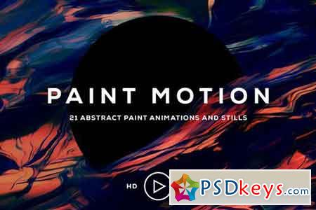 Paint Motion 21 Paint Animations 2018398