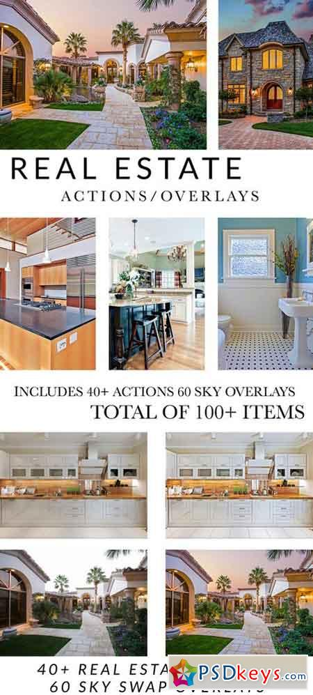 REAL ESTATE ACTIONS & OVERLAYS 2203081
