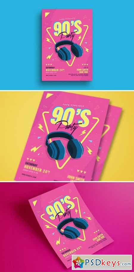 90'S Music Party 2277634