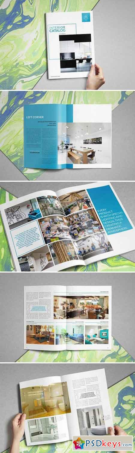 Interior Product Catalogs Brochure 2225471