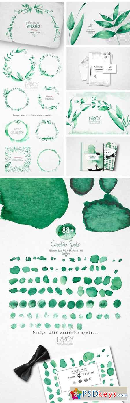 FANCY Green Collection 2269887