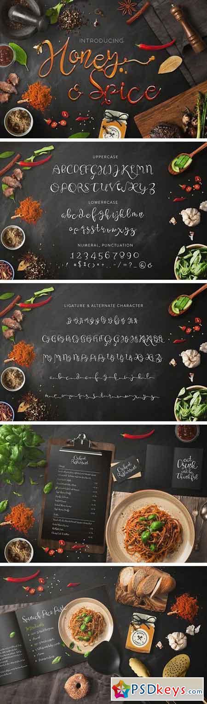 Honey & Spice Script 2261471