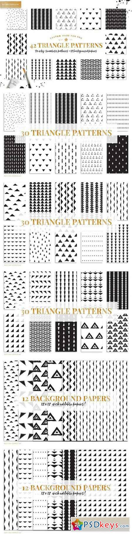 Triangle Patterns! 1450247
