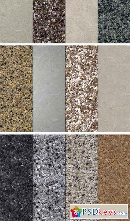 28 Textures Pack. Granite and more 2271440