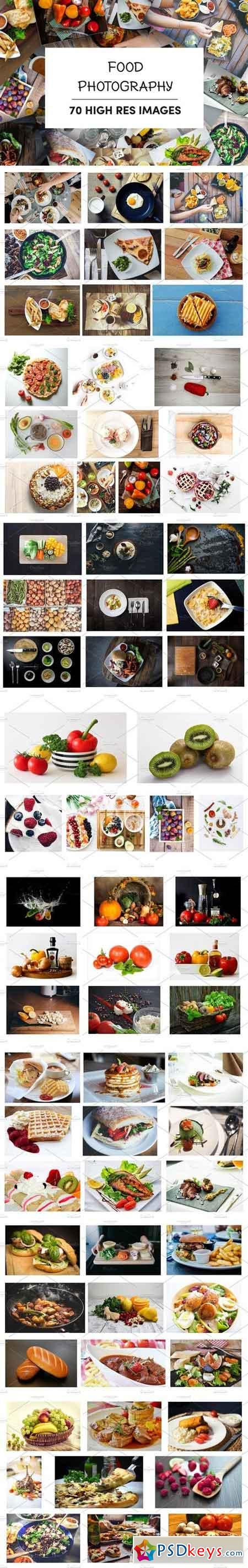 70 High Res Food Photography Images 1511456